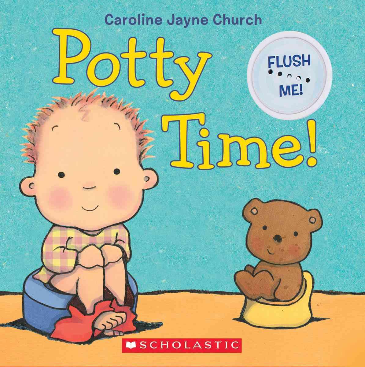Potty Time! By Church, Caroline Jayne